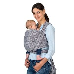Fascia Porta bebè - Carry Sling Grey - 450 cm
