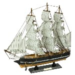 Veliero/Clipper Cutty Sark - L 33 cm