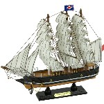 Veliero/Clipper Cutty Sark - L. 25 cm.