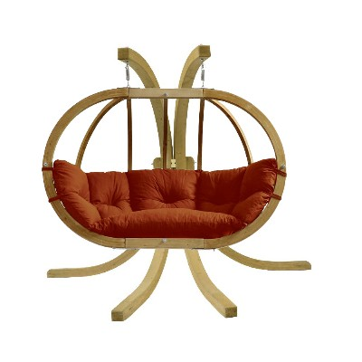 AZ 204012152 Globo Chair Royal Amazonas Terracotta
