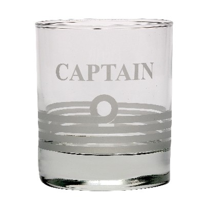 NA 2185 - Bicchiere da Whisky - Captain - 260 ml